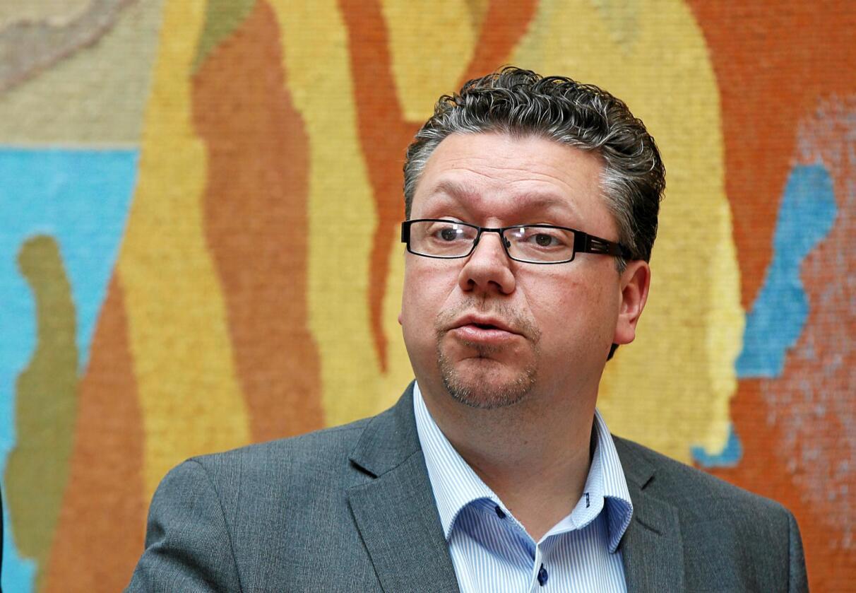 IT: Vi må ta sikkerheten på alvor, skriver Frps Ulf Leirstein. Foto: Vidar Ruud / NTB scanpix