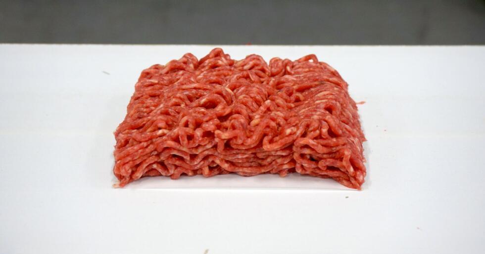 Det ble funnet lite E. coli i norsk kjøttdeig. Illustrasjonsfoto: Mariann Tvete