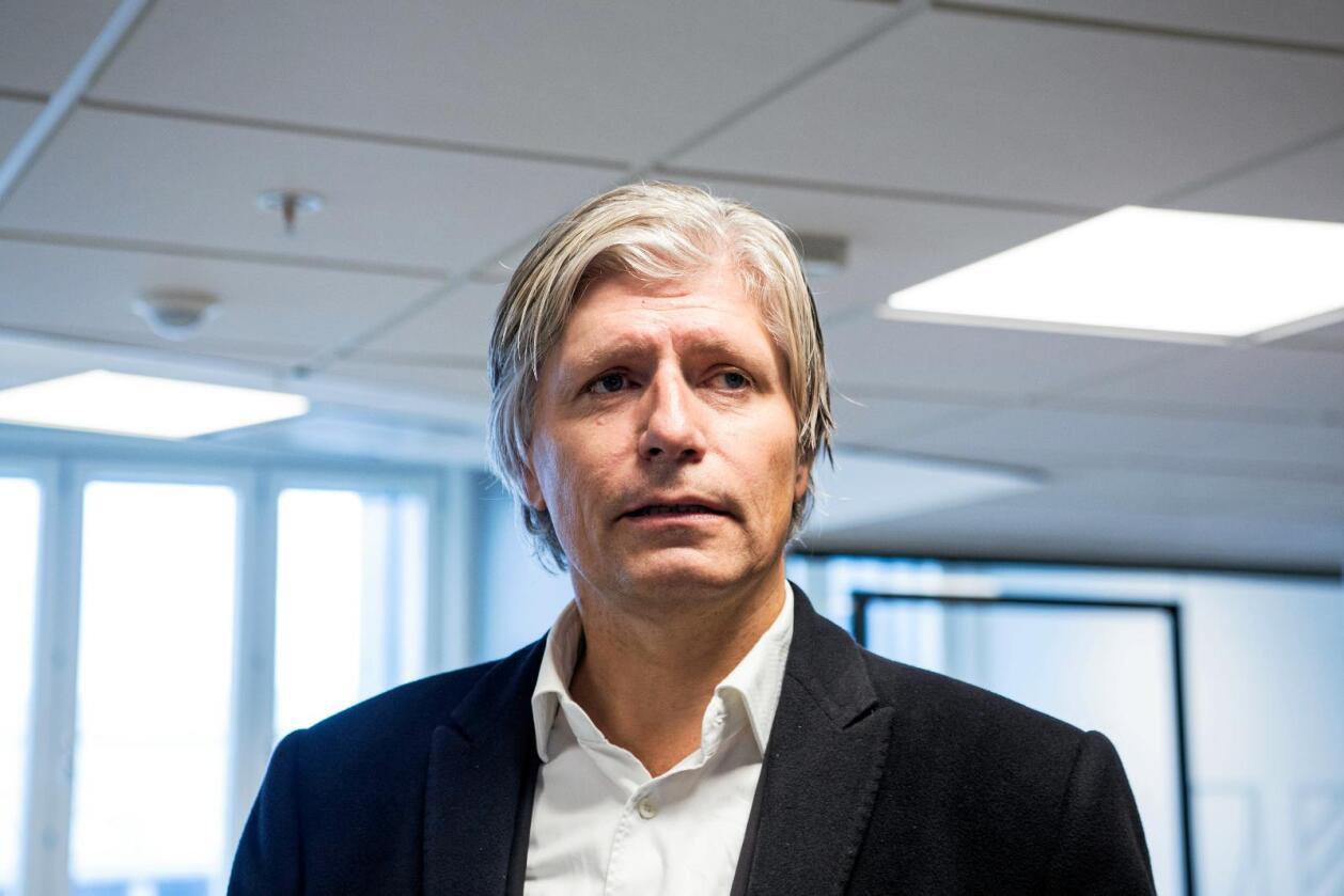 Ansvar for ulveforvaltningen: Klima- og miljøminister Ola Elvestuen (Venstre). Foto: Mariam Butt / NTB scanpix