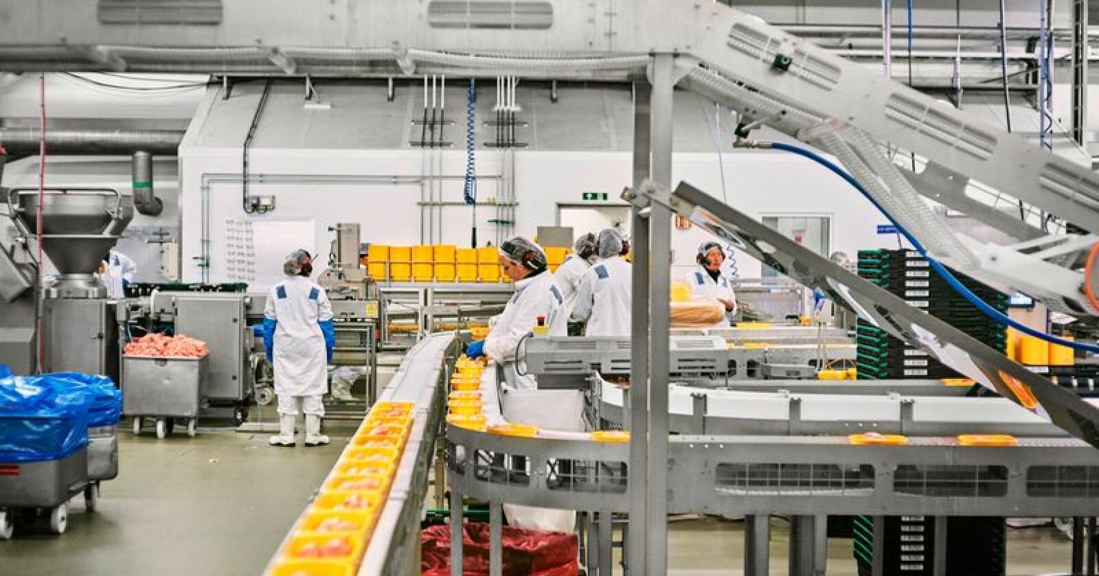 Norturas driftsinntekter i 1.tertial endte på 7,3 milliarder kroner, en økning på 2,7 prosent målt mot fjorår. Foto: Øyvind Haug