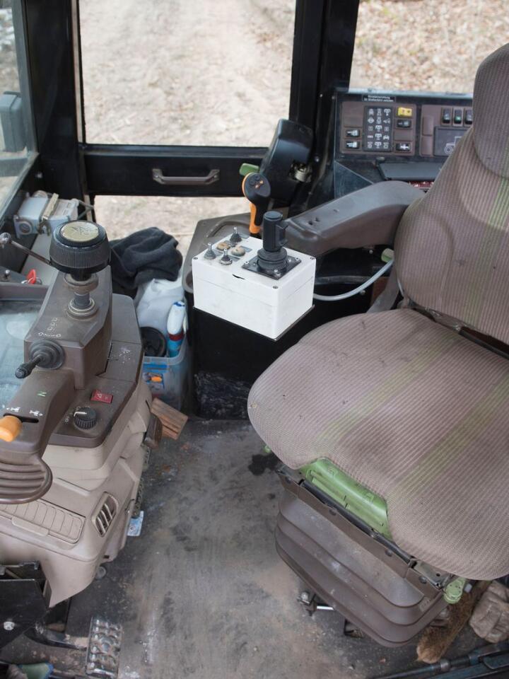 Dette er første del i serien om utviklinga av traktorhytta fra start til nå. I neste nummer tar vi for oss perioden 1980 og fram til i dag, hvor elektronikken har gjort det mulig å øke både komfort og grad av spesialtilpasning ytterligere. Foto: Marcus Pasveer