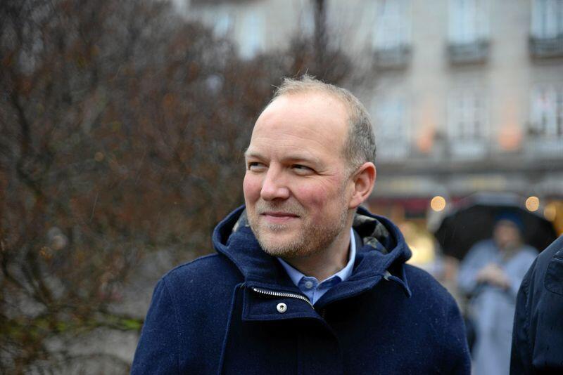 Ole André Myhrvold (Sp) er medlem av Energi- og miljøkomiteen på Stortinget. Foto: Mariann Tvete