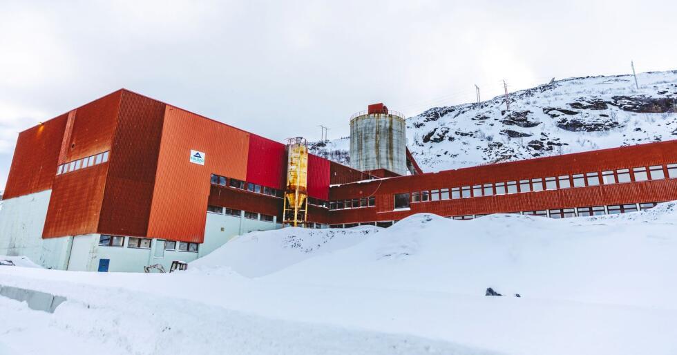 Repparfjord: Det har vært mye diskusjon om gruvedrift i Repparfjord. Foto: Mads Suhr Pettersen / NTB scanpix