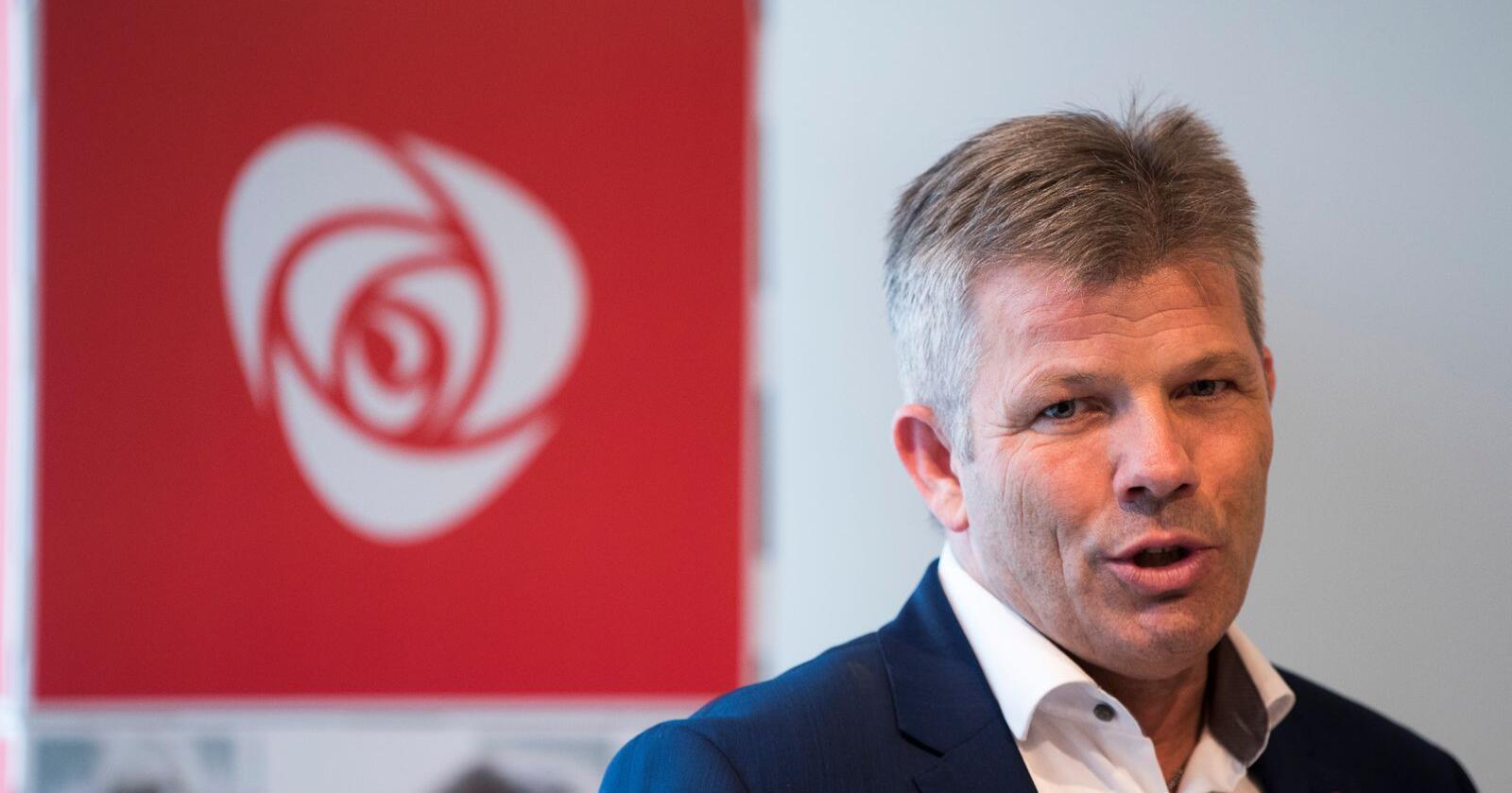 Bjørnar Skjæran er i dag nestleder i Ap. Nå vil han inn på Stortinget. Foto: Terje Pedersen / NTB scanpix