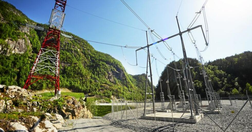 Toveis: Kobberkabler frakter strøm begge veier, også over Nordsjøen, skriver innsenderne. Foto: Siri Juell Rasmussen