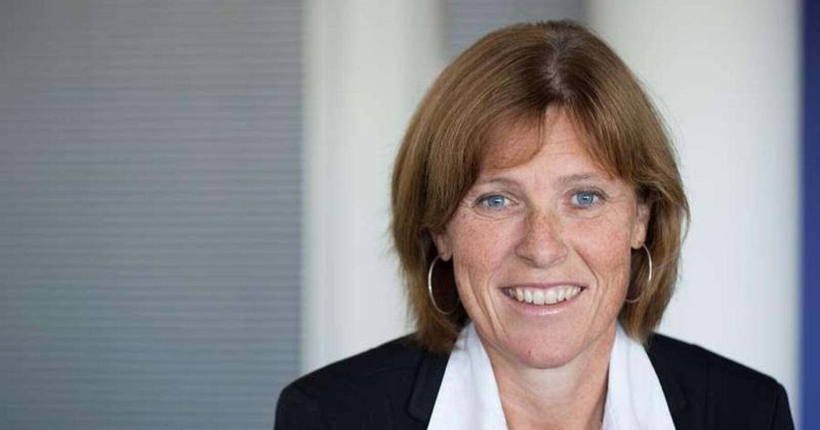 Anne Marit Panengstuen er konsernsjef i Nortura. Hun kommer fra jobben som adm. dir. i Siemens.