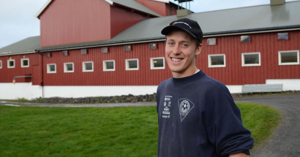 Blir det lenger mellom hver bonde nå, mister vi mye på veien, skriver Vegard Nils Smenes. (Foto: Liv Jorunn Denstadli Sagmo)