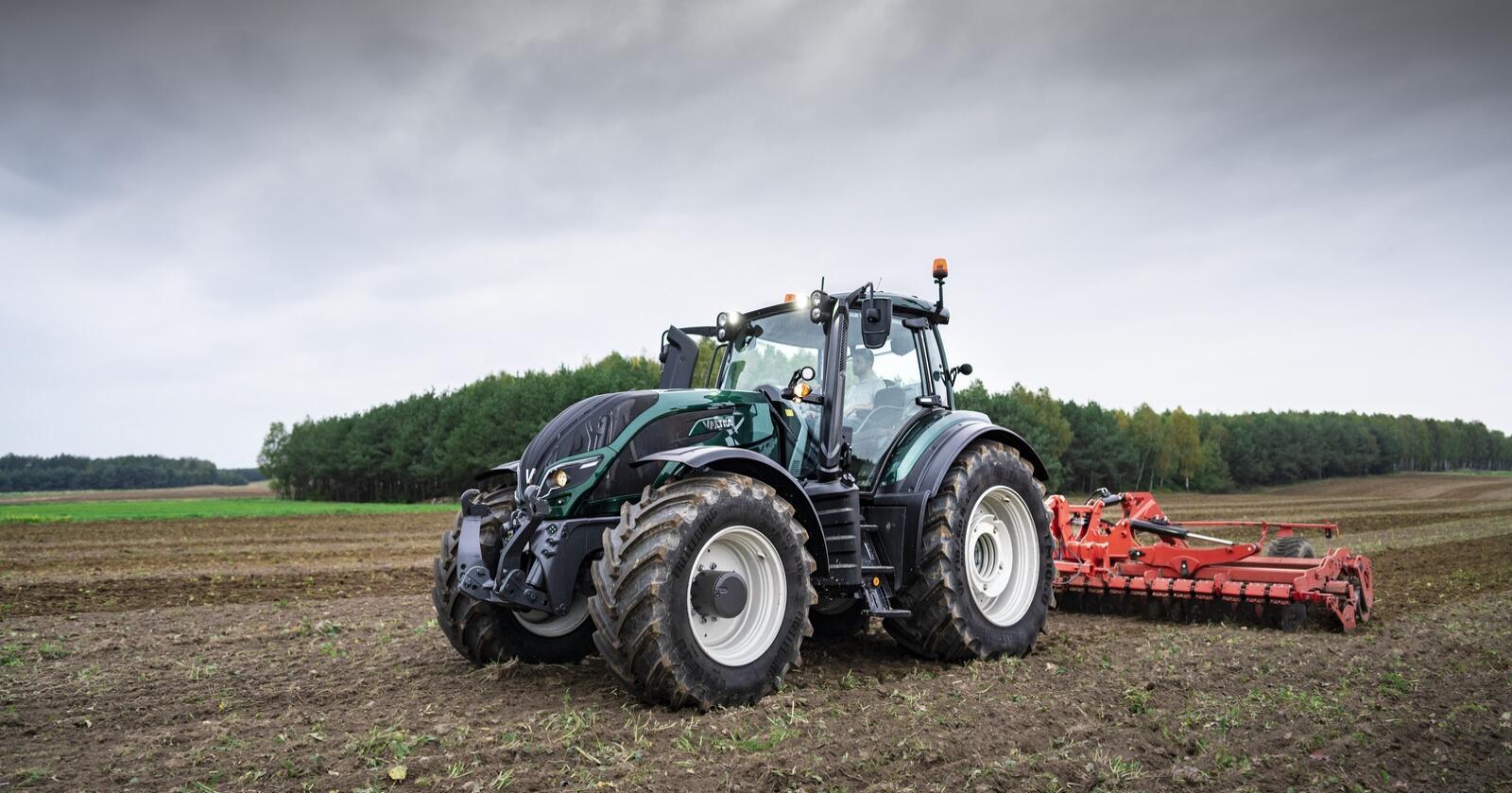 POPULÆR: Valtra har hatt et særs godt grep om traktorer i effektklassen 170-199 hestekrefter. Foto: Produsenten
