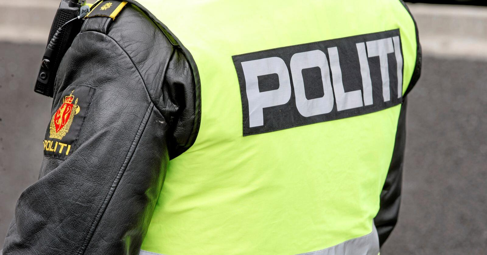 Politiet har vært på stedet og gjort undersøkelser. Boltepistolen vil bli undersøkt nærmere av Kripos. Illustrasjonsfoto: Gorm Kallestad / NTB scanpix
