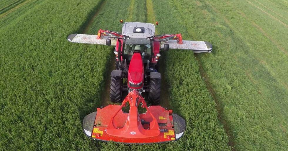 Etter flere tiår med Eikmaskin som importør er det nå BRI Agri som importerer Kuhn. Arkivfoto