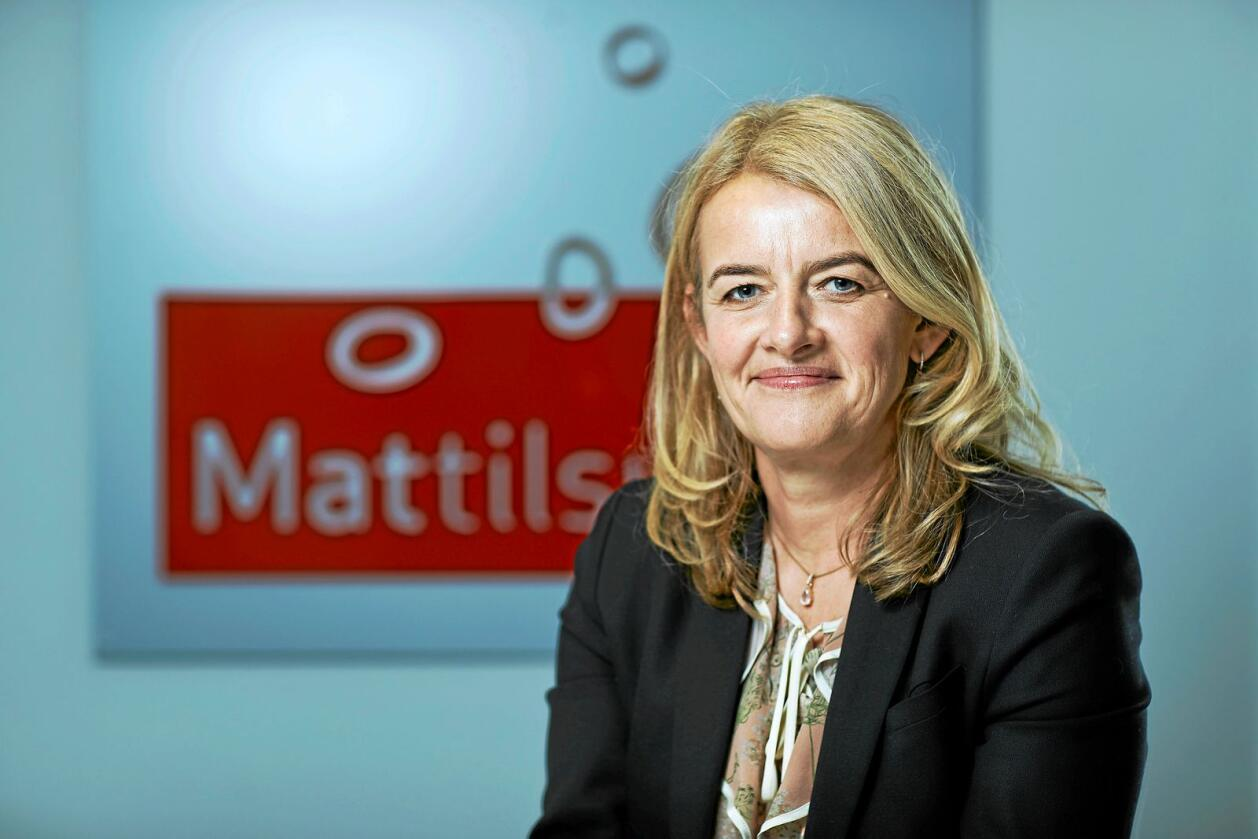 Ingunn Midttun Godal, administrerande direktør i Mattilsynet