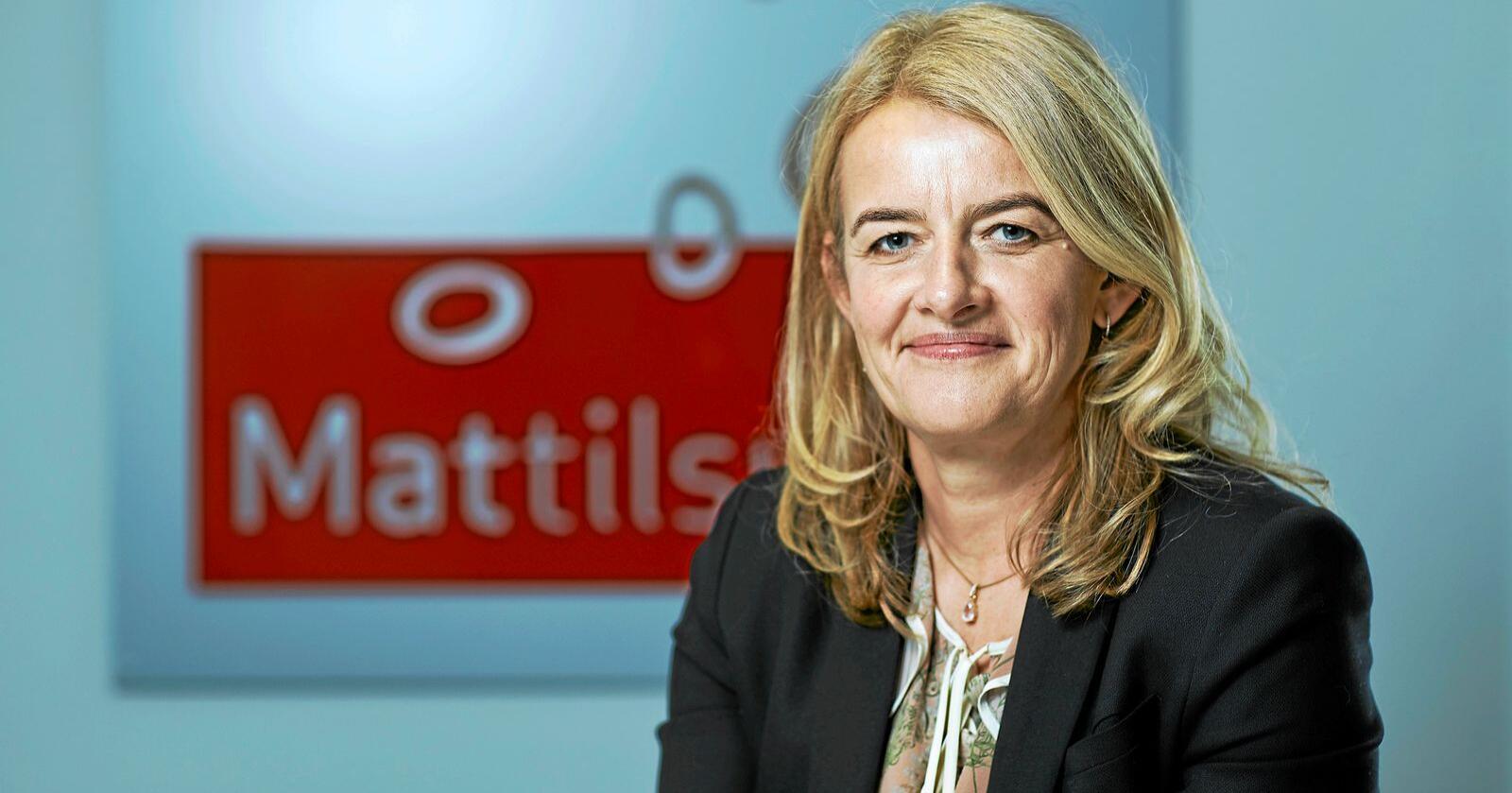 Ingunn Midttun Godal, administrerande direktør i Mattilsynet. Foto: Mattilsynet