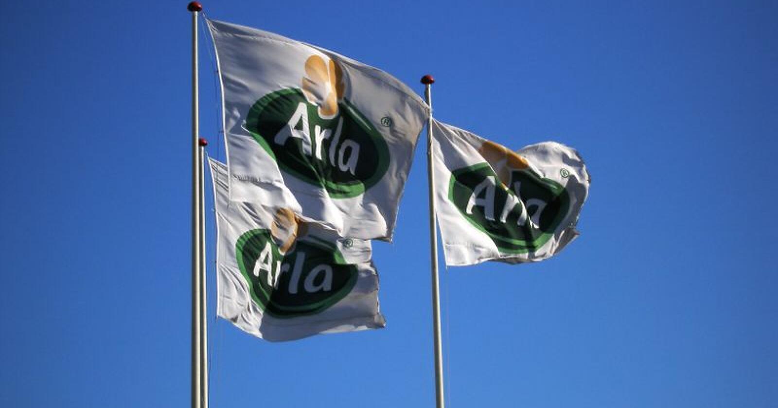 Arla gjør store investeringer i dansk meieri. Illustrasjonsfoto: Wikimedia commons