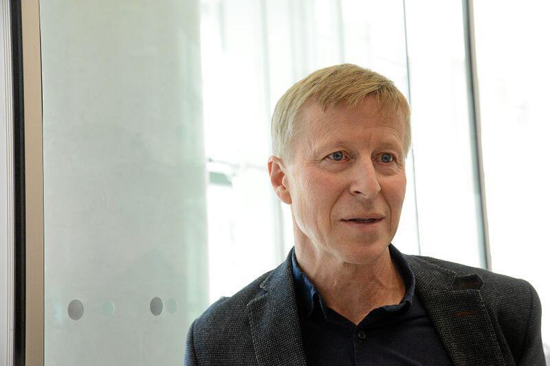 Per Skorge, generalsekretær i Norges Bondelag, mener at oppdelingen av eiendommen åpenbart fører til at driftsgrunnlaget for gården svekkes. Foto: Siri Juell Rasmussen