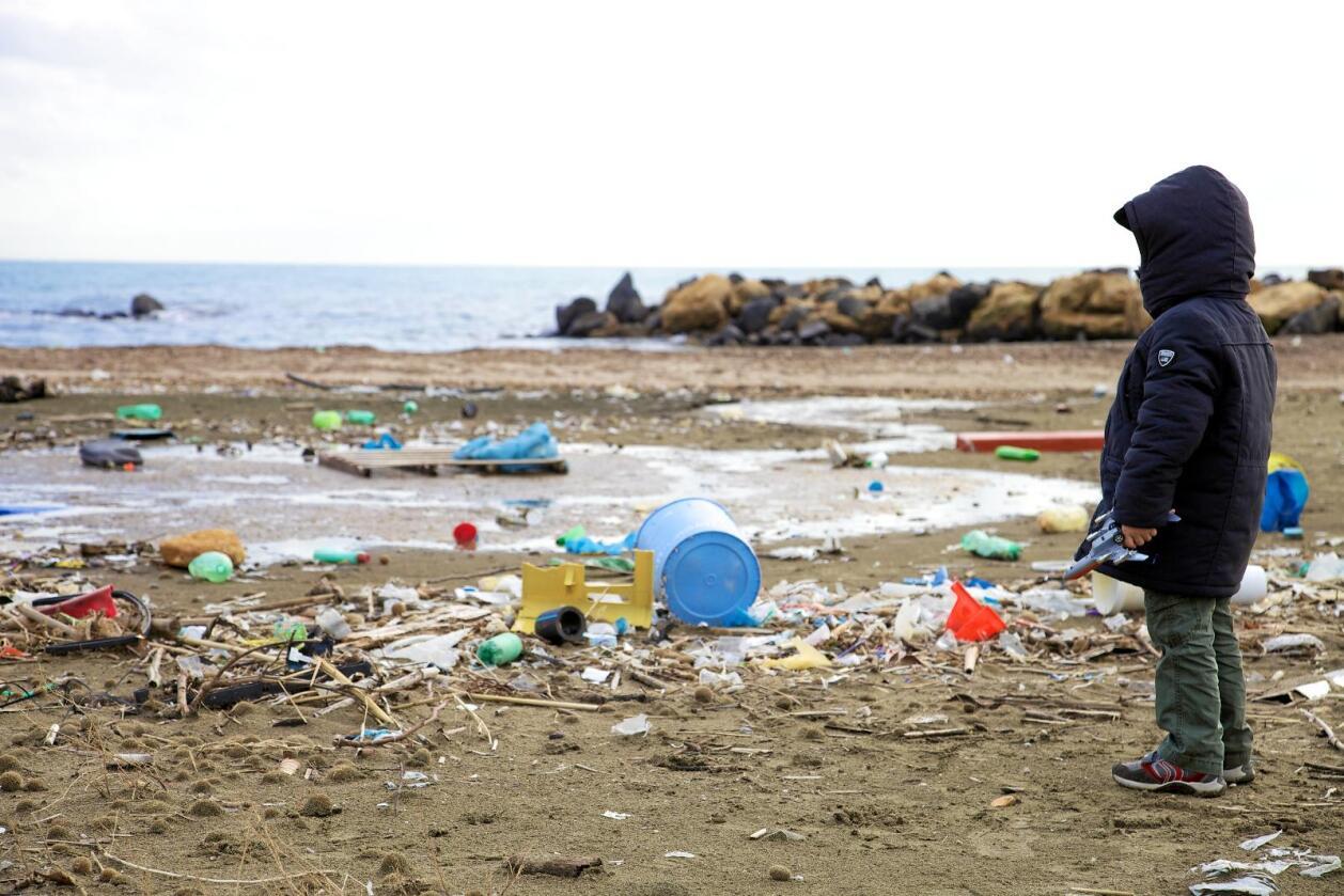 Plastforurensing har blitt vår tids miljøproblem, skriver Halvard Raavand i Greenpeace. Foto: Federico Marsicano / Mostphoto