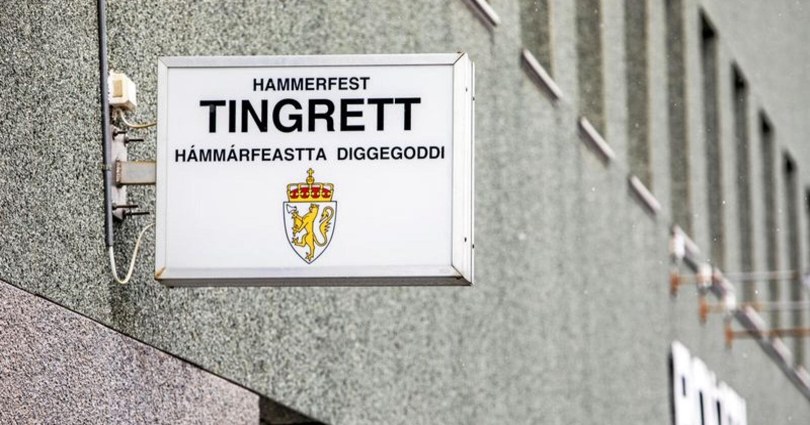Færre: Et utvalg foreslår å redusere antallet tingretter fra 60 til 22. Foto: Ole Berg-Rusten / NTB Scanpix