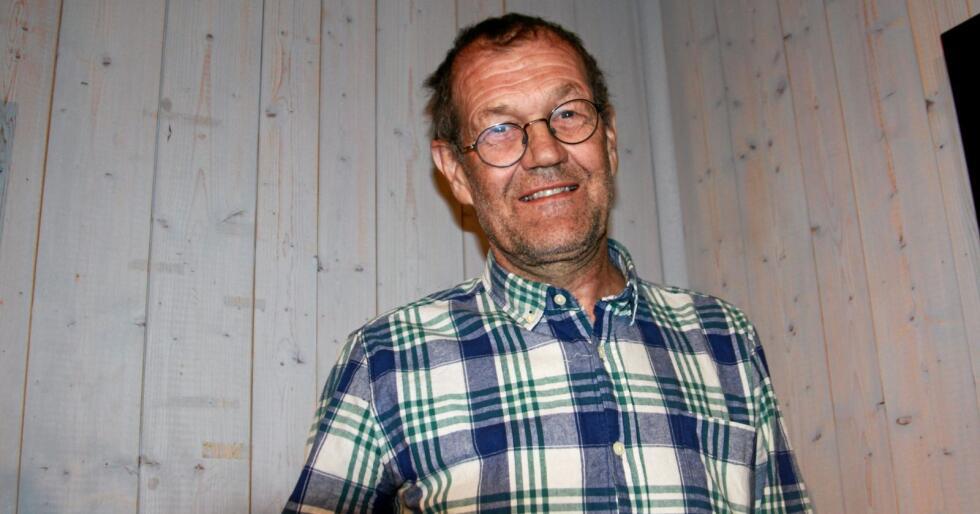 Ståle Støen er bonde i Folldal i Hedmark og leder av rovviltutvalget i Norsk Bonde- og Småbrukarlag. Foto: Svein Egil Hatlevik
