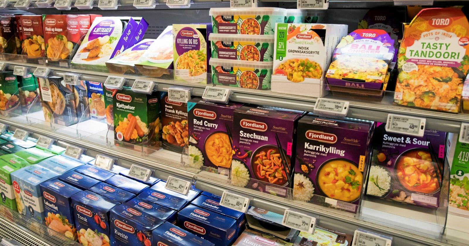 Forbrukerrådet vil redusere matsvinnet ved at man slutter med «3 for 2-tilbud». Foto: Terje Pedersen / NTB