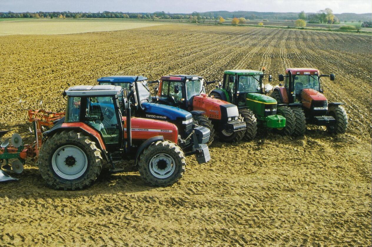 Sverige: 83 traktorer er stjålet i år. (Foto: Illustrasjonsfoto, Norsk Landbruk)