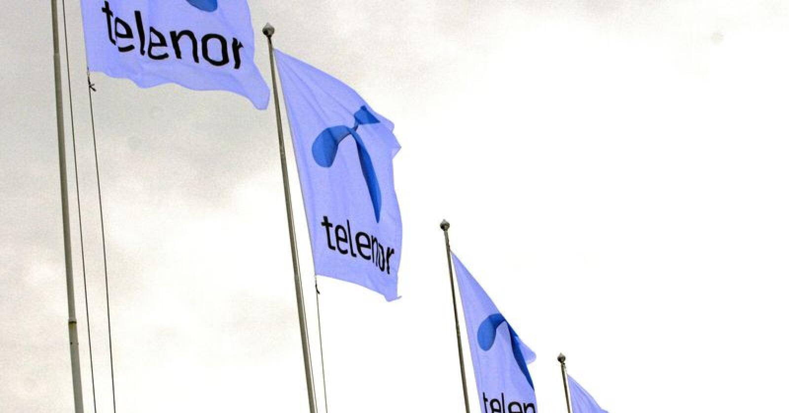Droppar kopar: Telenor kjem til å avvikle det gamle koparnettet, og dermed mistar mange i distrikta tilgang til breiband. Foto: Kristoffer Nyblin Kaspersen / SCANPIX .