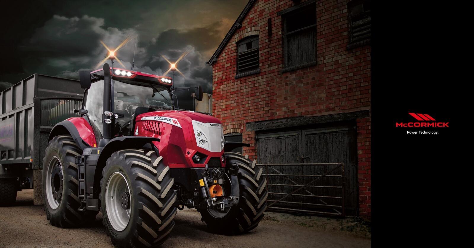 McCormick er et merke med tradisjoner i Norge. Lena Maskin solgte merket en periode på østlandet, i vest har Aase landbruk hatt hånd om salget. Italienske Argo Tractors S.p.A. står bak begge merkene.