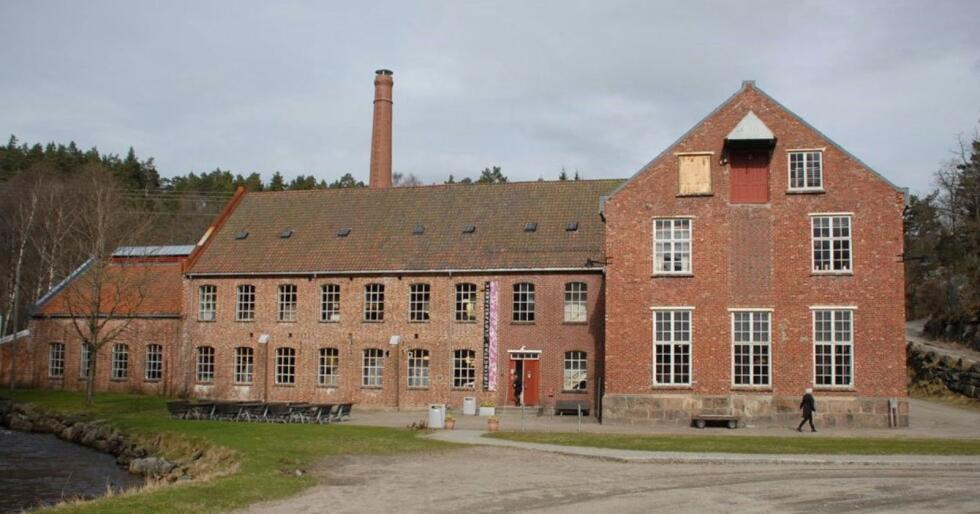 Sjølingstad Uldvarefabrik. Foto: Ulf I. Gustafsson / Riksantikvaren