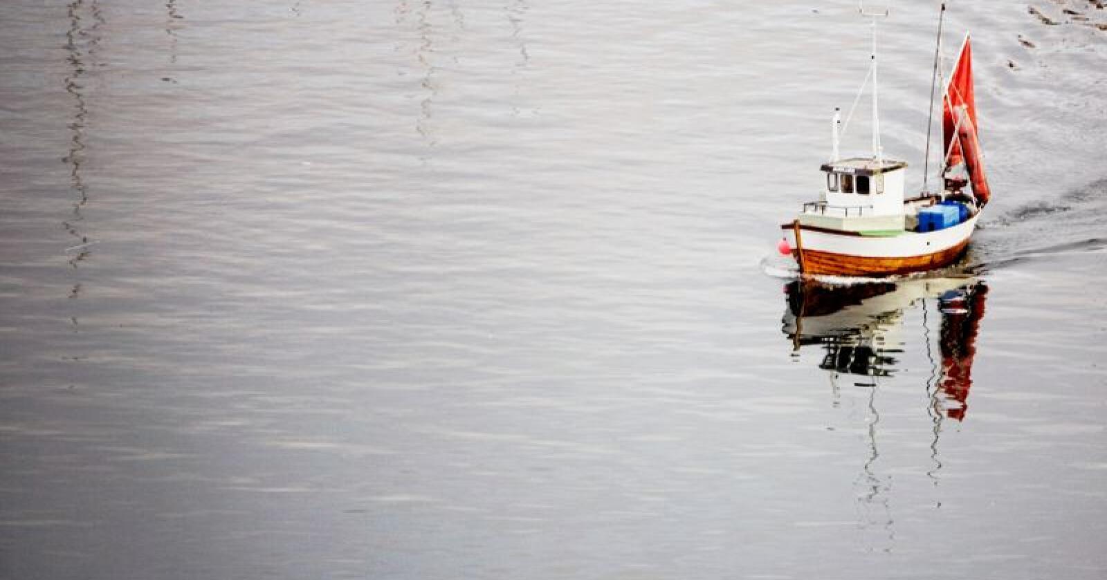 Forferdet: Senterpartiet er forferdet over forslaget til strukturering i fiskeflåten under 11 meter. Foto: Kyrre Lien/NTB scanpix