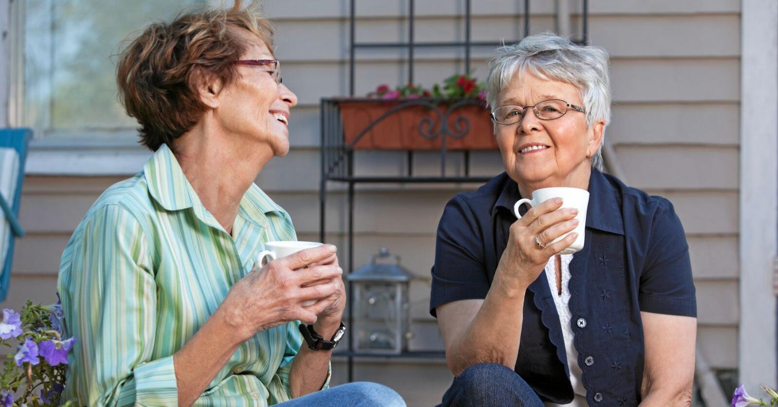 Velferd: Kommunene må arbeide for at den eldre kan få bedret eller beholde sin funksjonsevne og helbredstilstand så lenge som mulig, skriver Hanne Alstrup Velure. Foto: Tyler Olson / SimpleFoto / Mostphotos