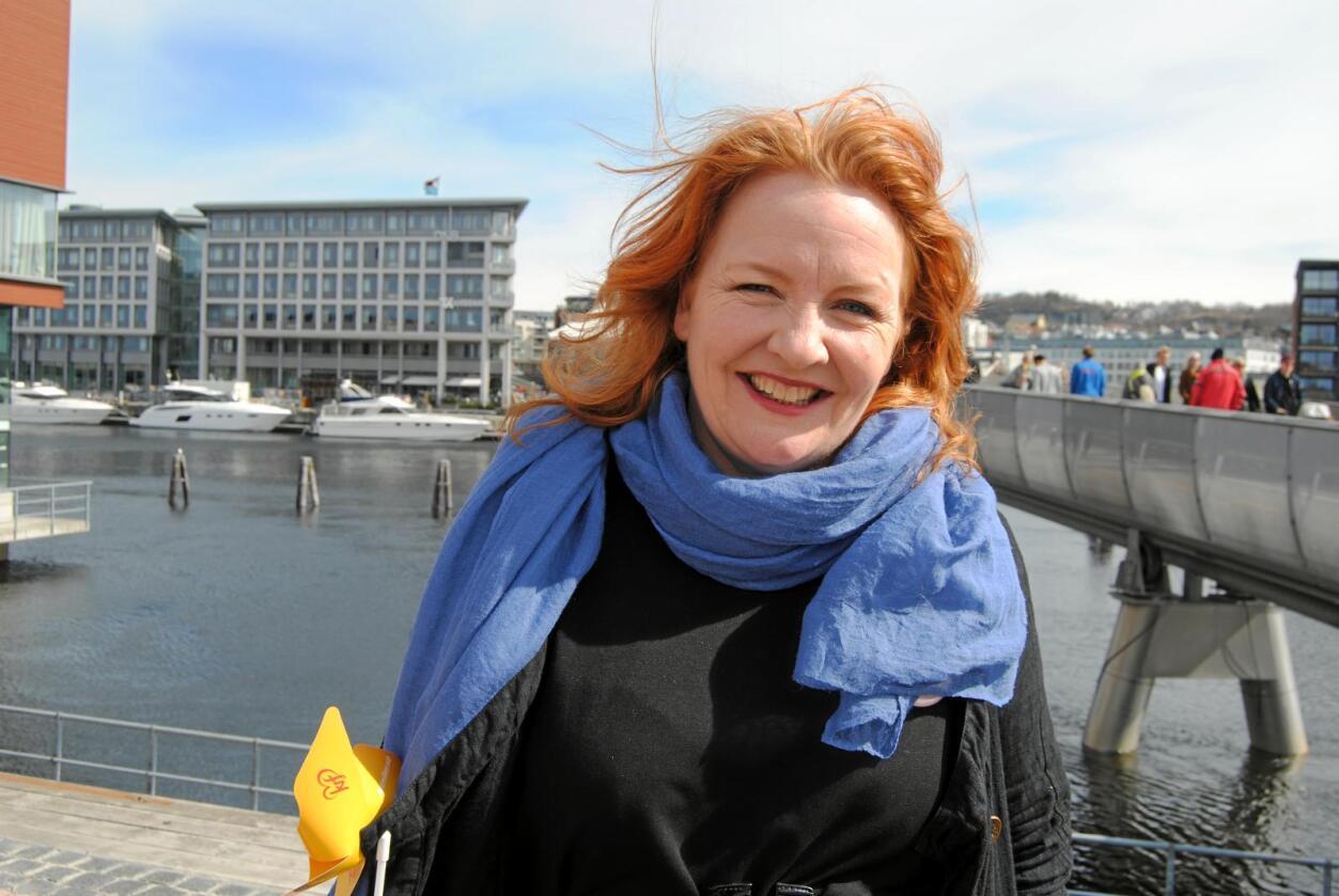 Dagrun Eriksen skal drive valkamp i Nordland. Foto: Astrid S. Dypvik