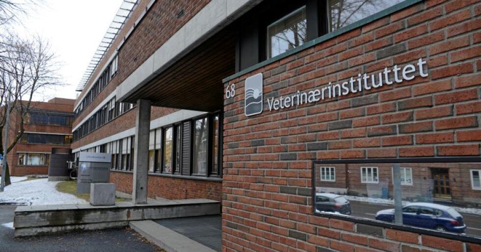 Hjelper ikke: Det blir ikke flere arbeidsplasser i distriktene av å flytte Veterinærinstituttet fra Oslo til Akershus. Foto: Mariann Tvete