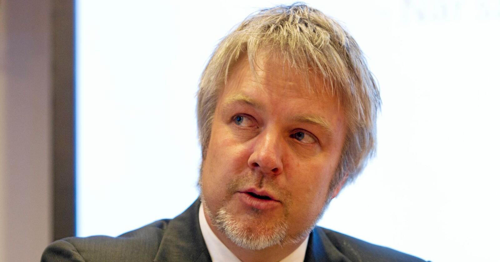 Lagdommer Per Jordal mener regjeringa la opp til uselvstendige filialer i sitt forslag til ny domstolsreform. Foto: Håkon Mosvold Larsen / Scanpix