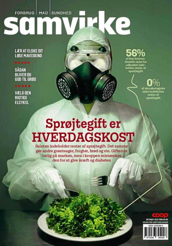 Faksimile: Samvirke / Coop Danmark