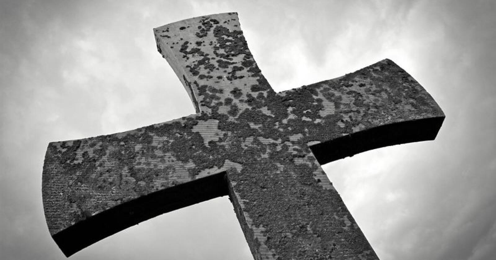 Kritikk mot kristne: Altfor ensidig. Foto: Michael Erhardsson / Mostphotos