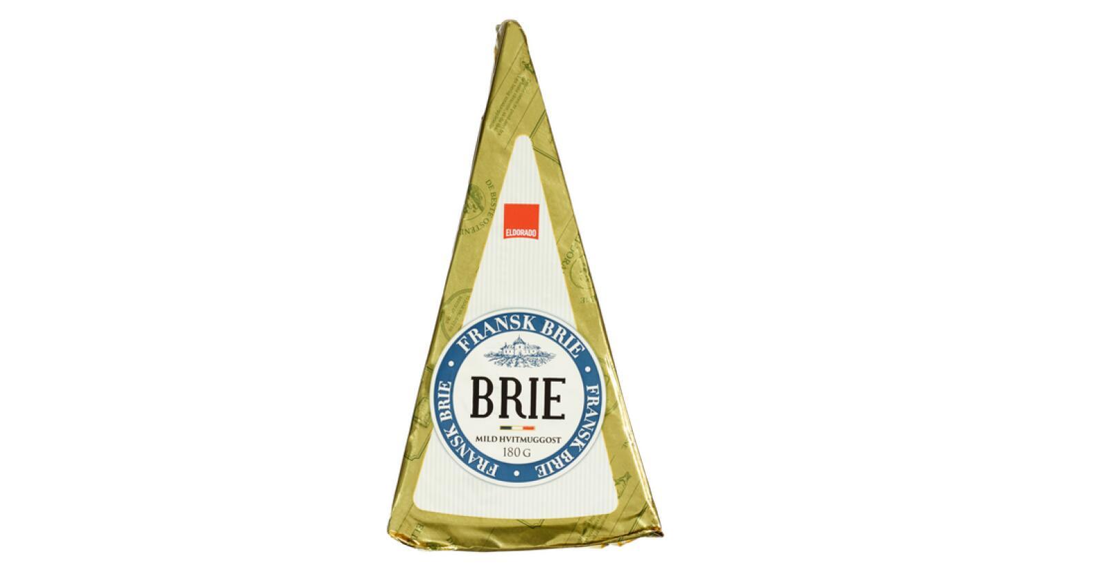 Unil kaller tilbake denne osten, etter mistanke om Listeria. Foto: Unil