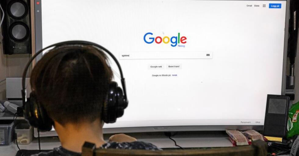 """Verdensgigant: Google har sterk markedsmakt, og en inngripende sosial/politisk makt fordi selskapet har maktet å etablere en vare mange """"må ha"""".  Google har kjøpt norske vindmøller og nær 2000 mål skog i Skien.Foto: Gorm Kallestad / NTB scanpix"""