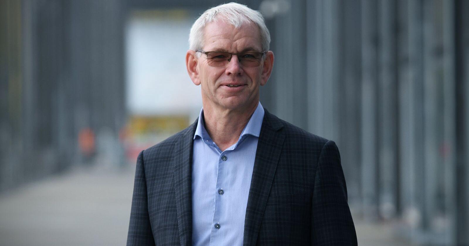 Frode Dahl, styreleder i TLIF, kan ønske velkommen til Agroteknikk på Lillestrøm 25. – 28 november 202. 1