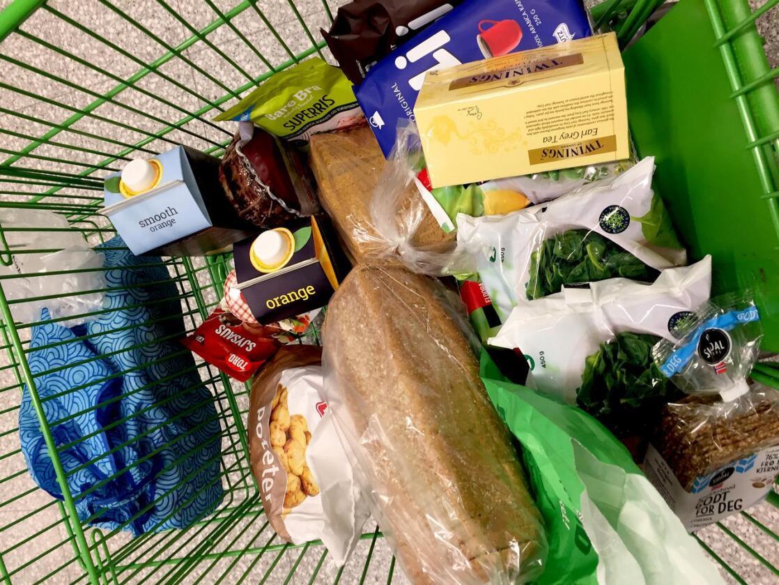 For å ha best mulig tilbud på matvarer til kundene, må konkurranseforholdet mellom kjedene være sikret, mener dagligvareaktørene selv. Foto: Mariann Tvete