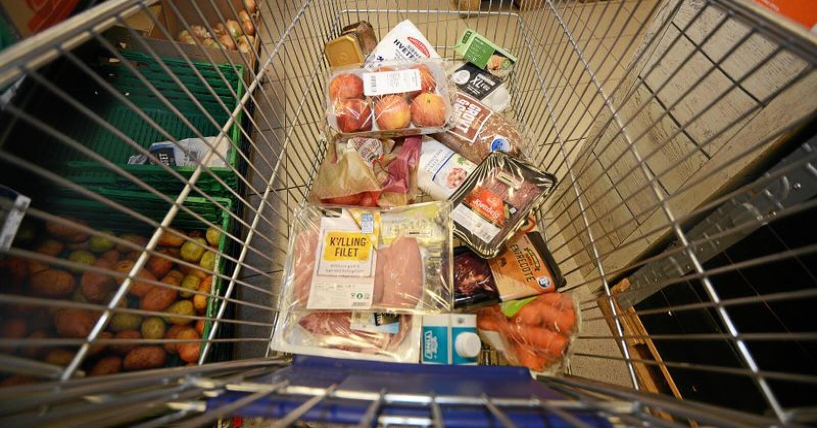 Utvalget i norske butikker er dårligere enn i både Nederland og Sverige. Foto: Siri Juell Rasmussen