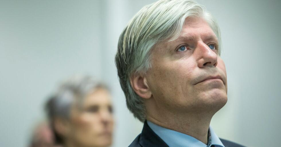 Klima- og miljøminister Ola Elvestuen er positiv til EU-kommisjonens forslag til ny klimaplan. Foto: Ole Berg-Rusten / NTB scanpix