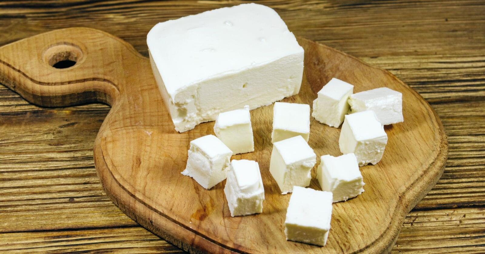 Fetaosten er blant en rekke matvarer og drikker som regnes som regionsspesifikke i Europa. Foto: Mostphotos