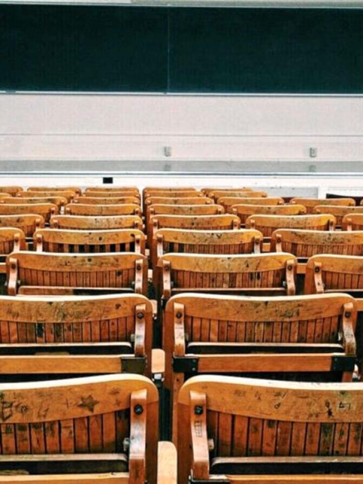 Gamle skolebygg sliter med innemiljøet. Mange plages av hodepine og trøtthet. Men det finnes enkle grep som kan bedre situasjonen, viser forskning. Illustrasjon: NTB scanpix