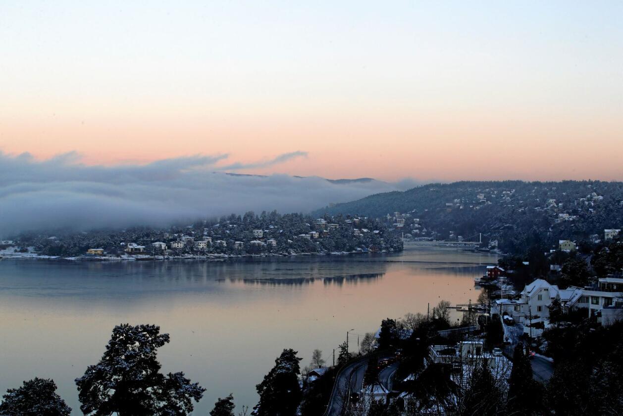 Bygd ned: Bare 30 prosent av strandsonen i Indre Oslofjord er ikke bygd ut og privatisert, skriver Knut Bjørn Stokke. Foto: Cornelius Poppe / NTB scanpix