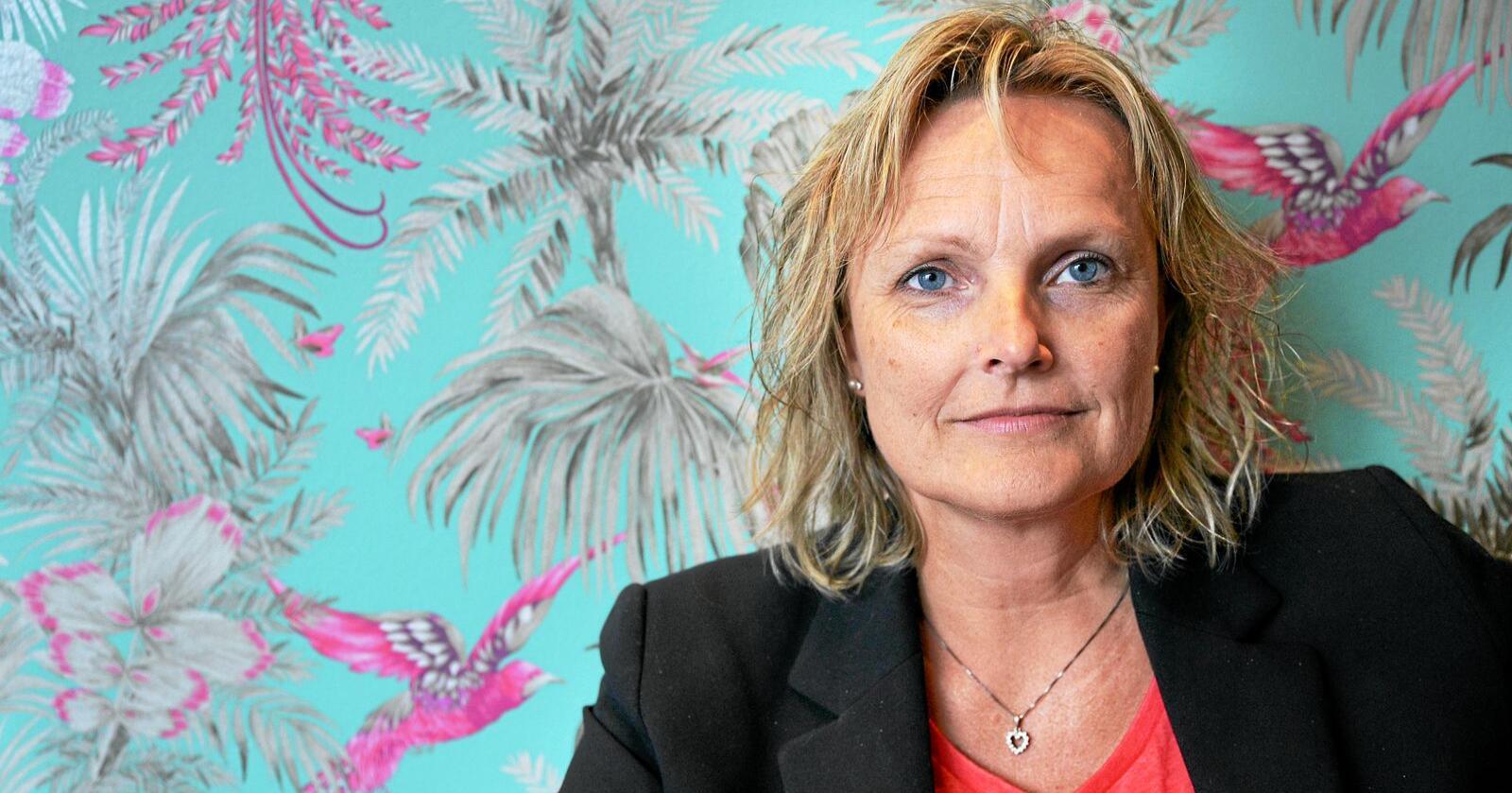 Trine Hasvang Vaag er på nytt innstilt som styreleiar i Nortura. Foto: Siri Juell Rasmussen