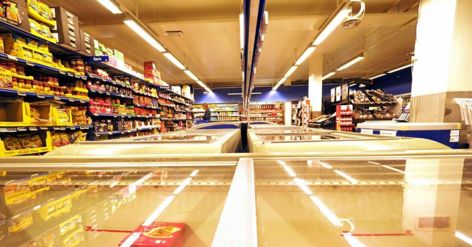 Hylleplassering, markedsføring og innkjøpspriser er bare noe av det leverandører og dagligvarekjeder forhandler om. Nå skal forhandlingene reguleres i en lov om god handelsskikk. Foto: Siri Juell Rasmussen