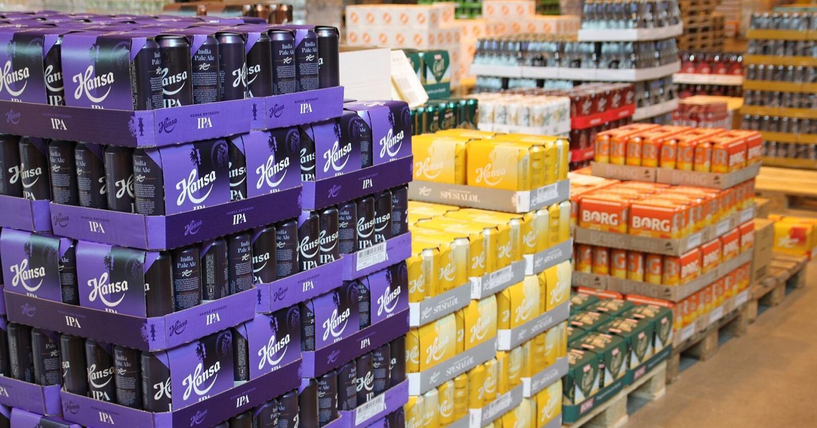 Det kan bli streik i bryggeribransjen fra og med lørdag morgen. Foto: NNN