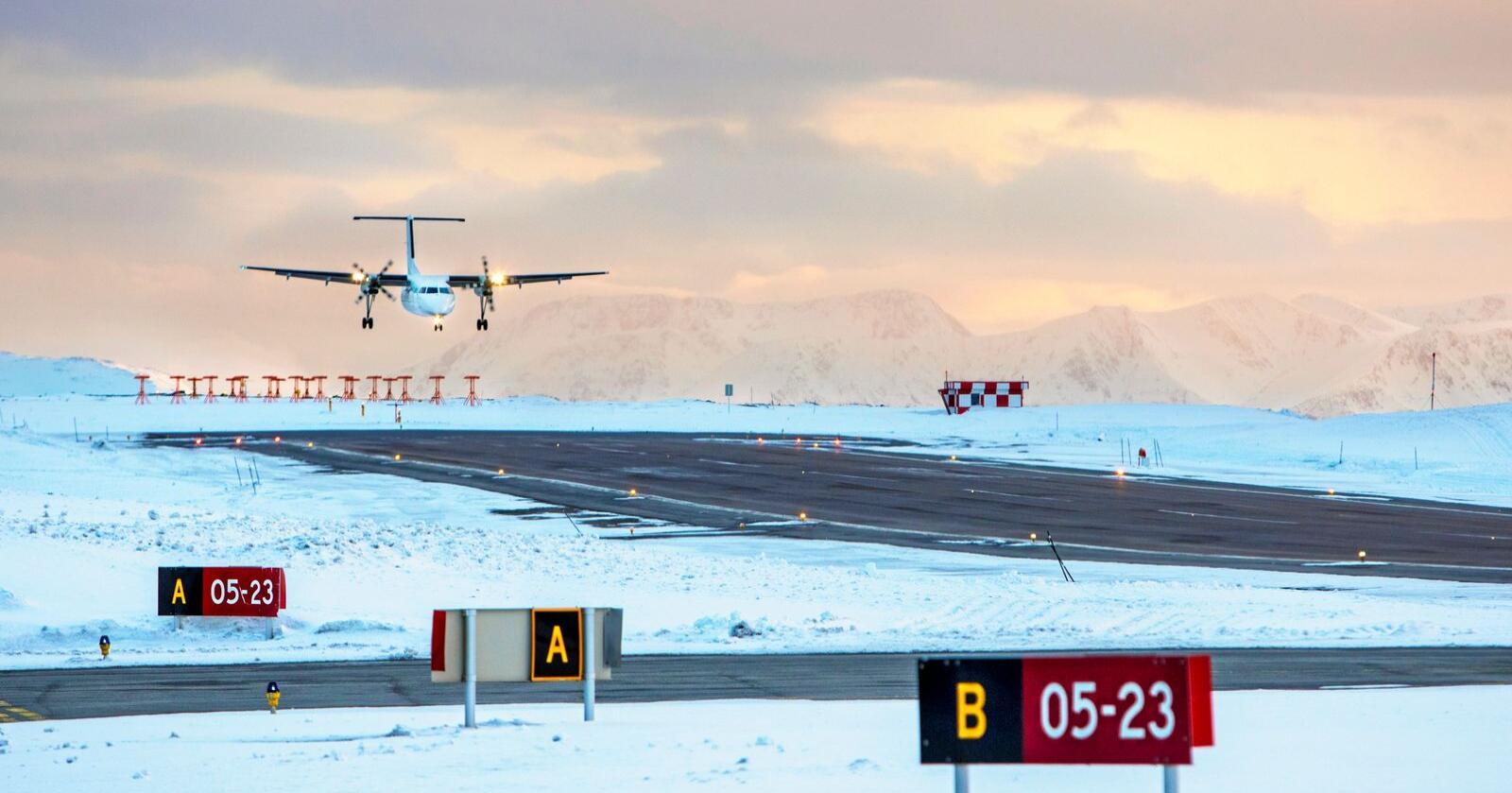 Kutt: Reaksjonene er sterke etter at det ble kjent at Widerøe kutter 4000 flyavganger. Foto: Ole Berg-Rusten / NTB Scanpix