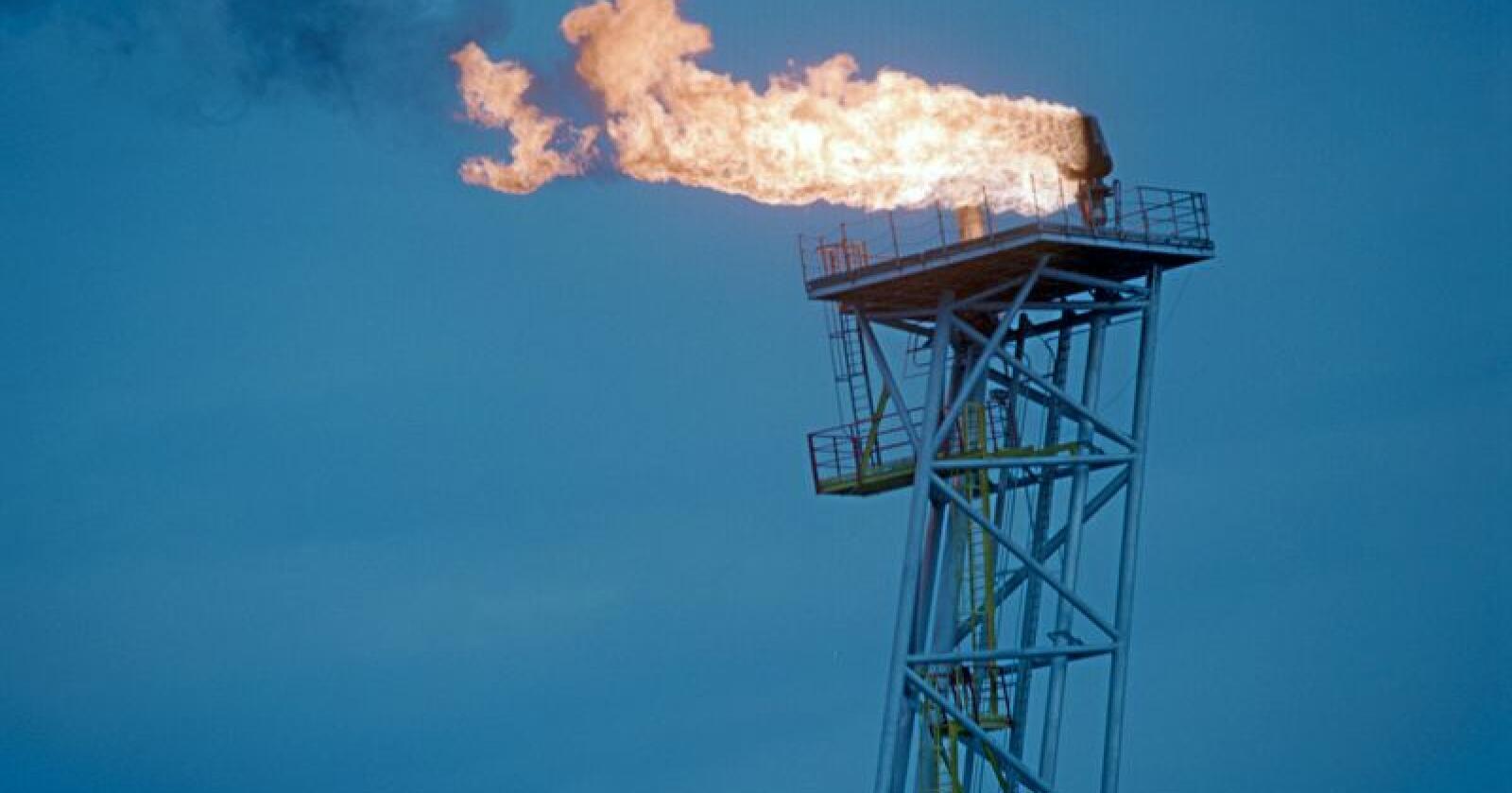 Bare må ha det: Norsk olje og gass er etterspurt i EU. Foto: Jon Eeg/NTB Scanpix