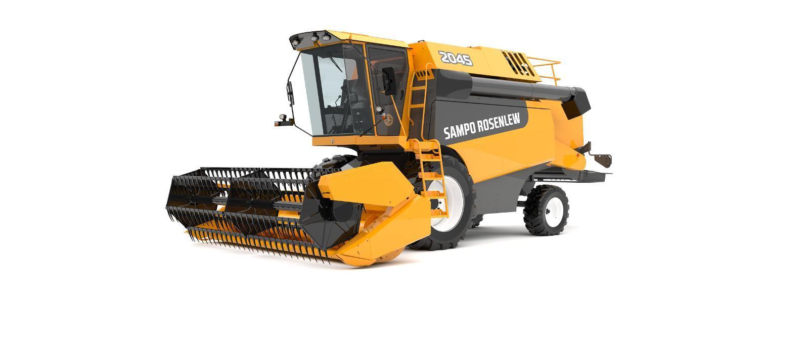 Sampo viderefører Classic med sikkerhetsdetaljer og en motor som greier utslippskravene