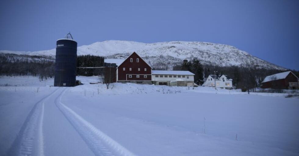 Fagfolk meiner tilstanden på norske driftsbygningar har blitt dårlegare dei siste åra. Illustrasjonsfoto: Mariann Tvete
