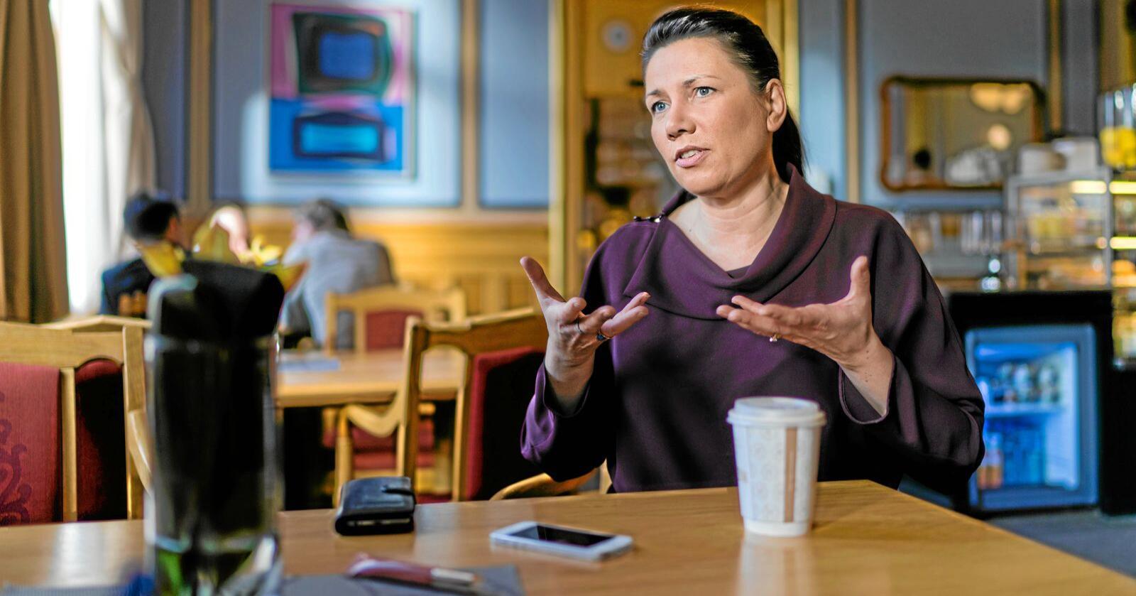Norsk: Lokalt næringliv kan være avhengig av utenlandske produkter, skriver Heidi Nordby Lunde. Foto: Ketil Blom Haugstulen